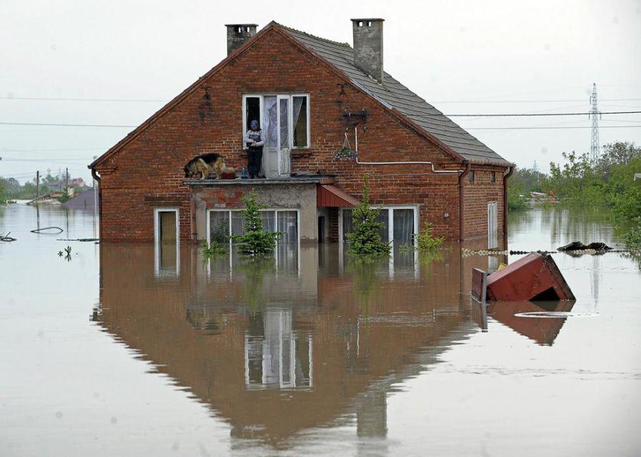 Куда можно обратиться, если вашу собственность затопило